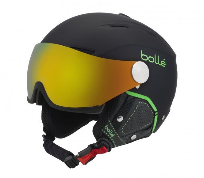 Bollé - Backline Visor Premium (Scheibe Fire Gr...