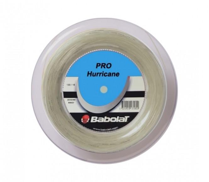 cordages de tennis - BABOLAT PRO HURRICANE 200M 1,35MM