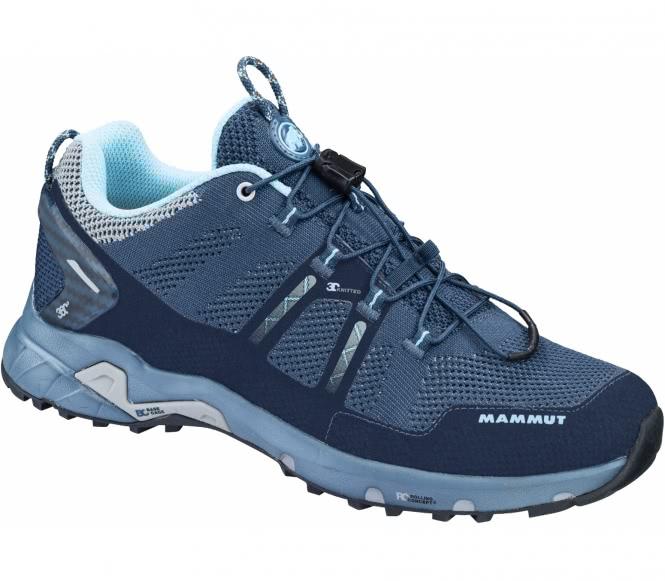 Mammut - T Aegility Low Damen Hikingschuh (blau...