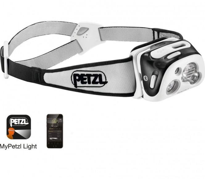 Petzl - Reaktic Stirnlampe (schwarz)