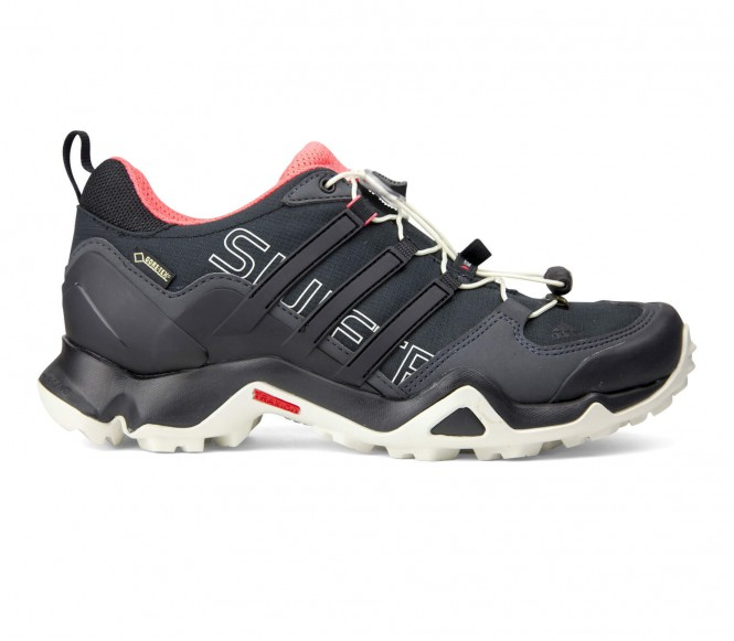 adidas Performance TERREX SWIFT R GTX Outdoorschoenen dark grey/core black/super blush