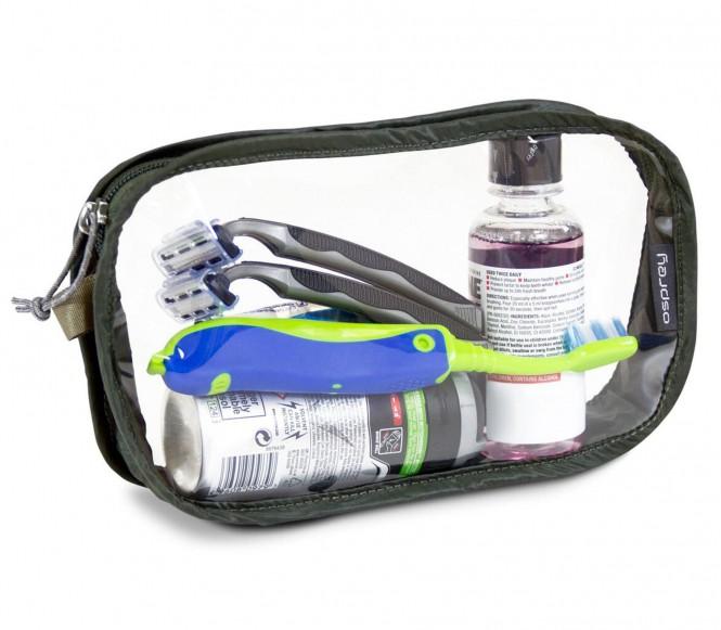 Osprey - Carry-On Washpack (grau)