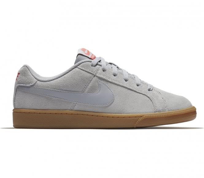 Nike - Court Royale Suede Herren Sneaker (grau)...