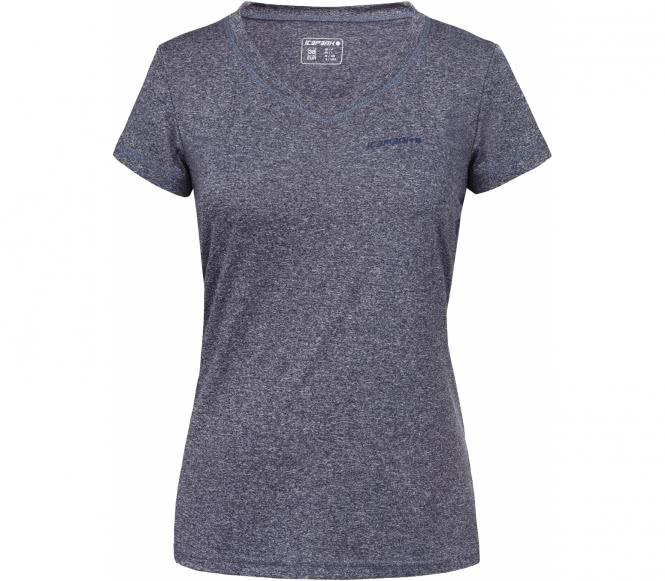 Icepeak - Sosie Kvinder Udendørs skjorte (mørkeblå) - 40