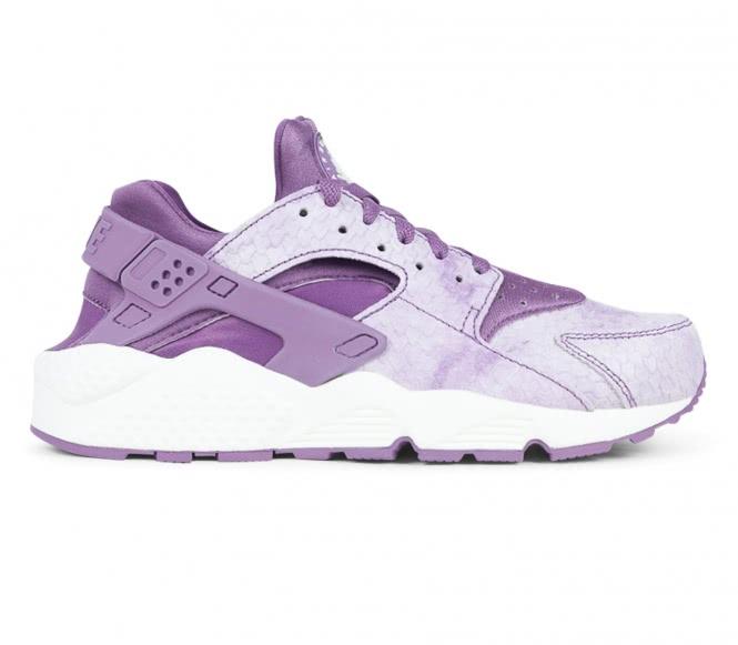 Nike - Air Huarache Damen Sneaker (lila) - EU 3...