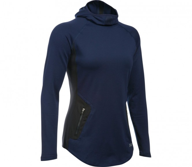 Under Armour - Nobreaks Balaclava Dames Hardloophoodie