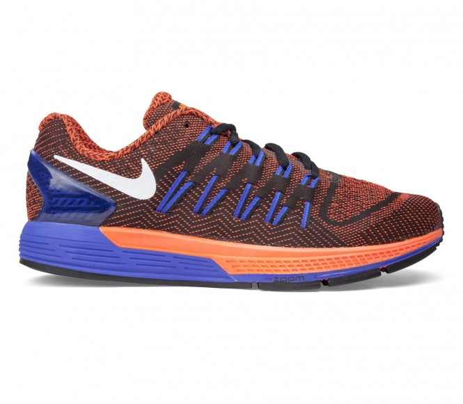 nike air zoom odyssey herren laufschuh orange blau. Black Bedroom Furniture Sets. Home Design Ideas