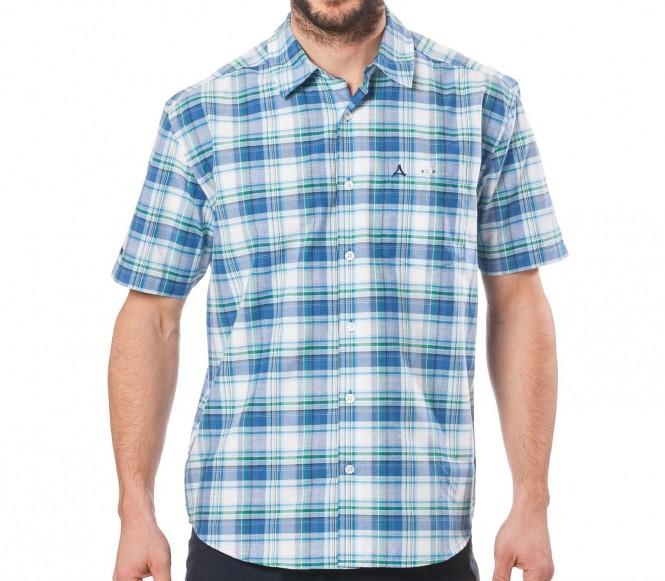 Schöffel Nuru II men's outdoor shirt (blue/green) S