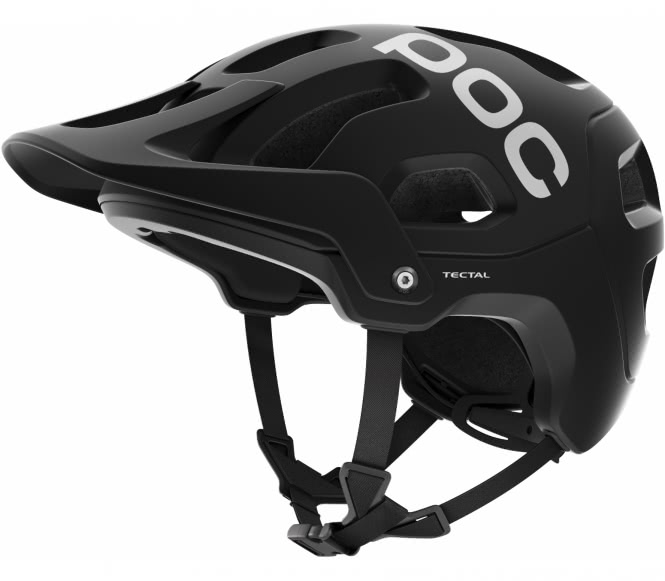 POC - Tectal Unisex Bike Helm (schwarz) - XS ? S