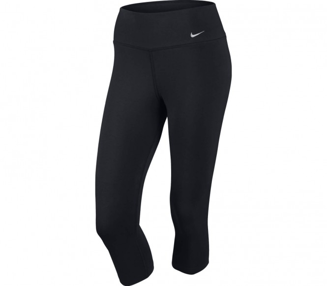 Nike - Dri - Fit Legend 2.0 Cotton driekwartsbroek Dames trainingsbroek