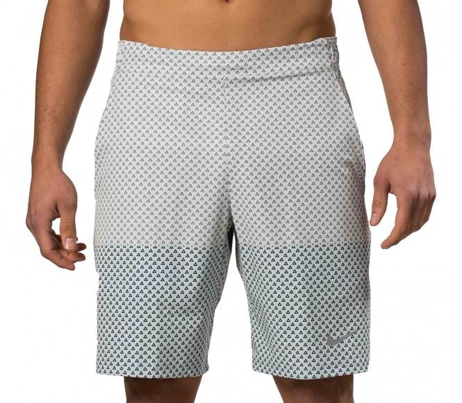 Nike Gladiator Premier 9 Shorts Herr (grå/silver) XL