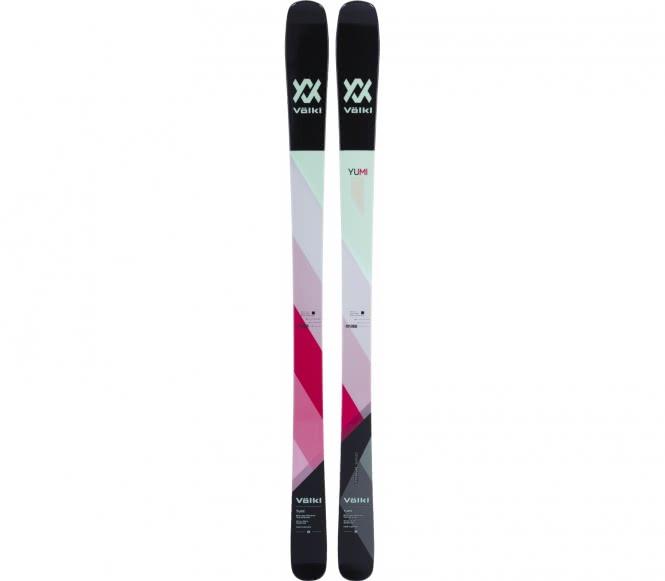 Völkl - Yumi Freeride Ski (schwarz/grün) - 161