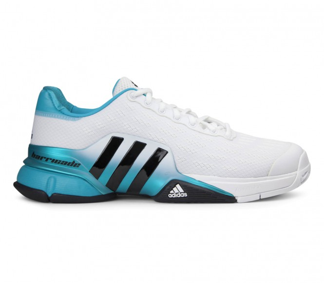 Adidas Barricade 2016 Heren tennis Shoe EU 43 1-3 UK 9