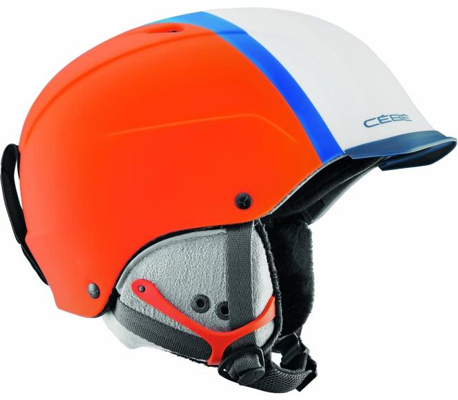 Cébé - Contest Visor Pro Skihelm (orange/blau) ...