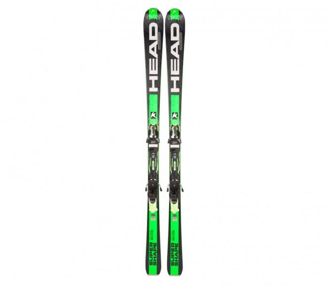 Set Supershape Magnum Ski inkl. PRX 12 S Bindung - 156 cm