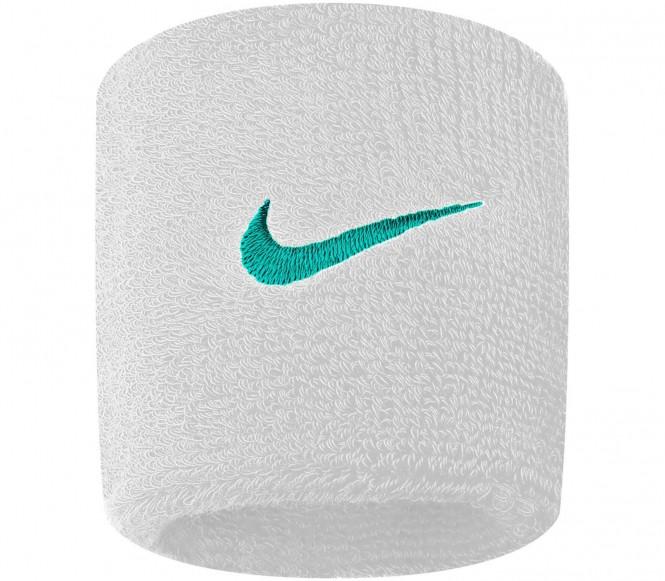 Nike - Tennis Premier Wristbands (weiß/grün)