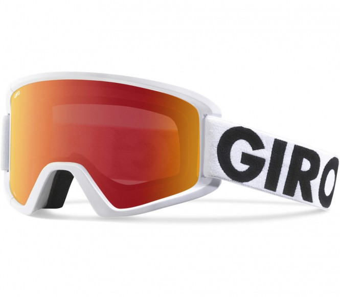 Giro - Semi Skibrille (orange/weiß)