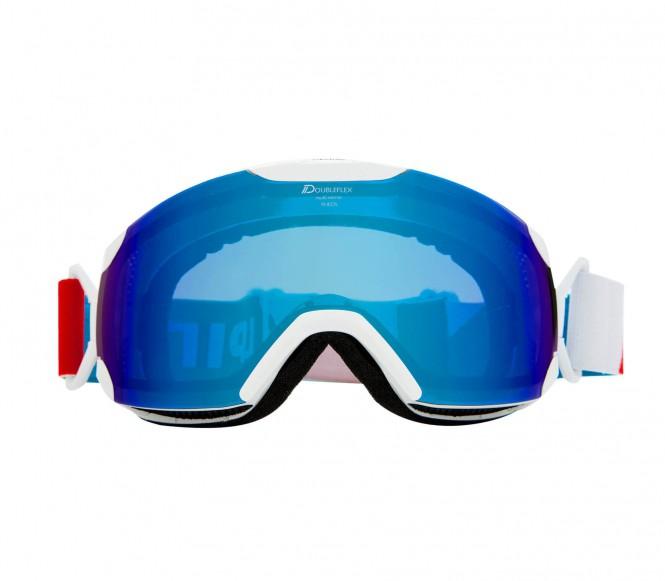 Alpina - Pheos MM Skibrille (weiß)
