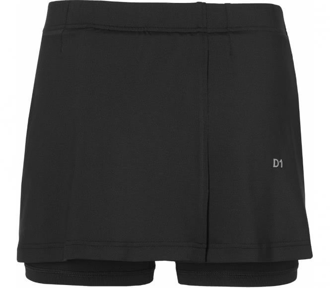 ASICS - Skort Damen Tennisrock (schwarz) - S
