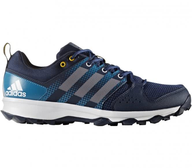 Adidas - Galaxy Trail Hommes chaussure de course (noir/bleu) - EU 44 - UK 9,5