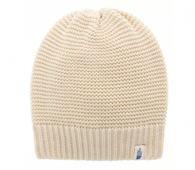 The North Face - Purrl Stitch Beanie (weiß)