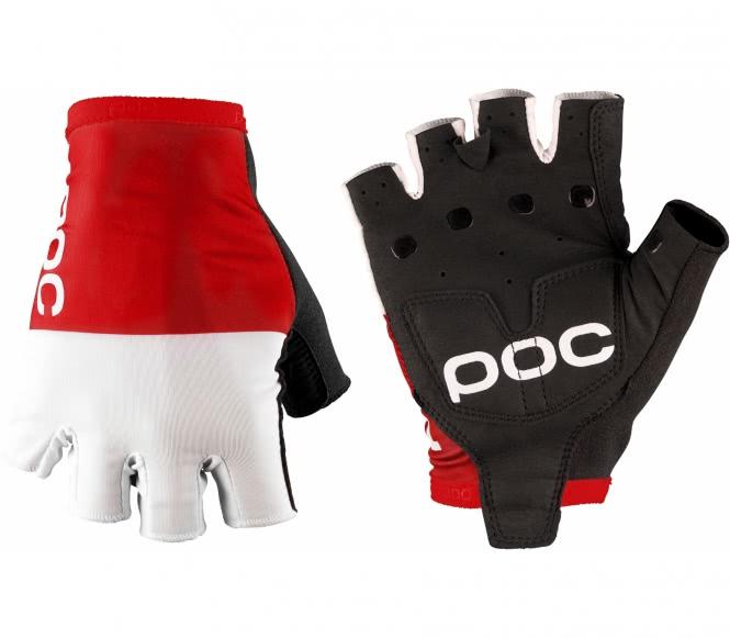 POC - Raceday Glove Unisex Bike Handschuh (rot/...