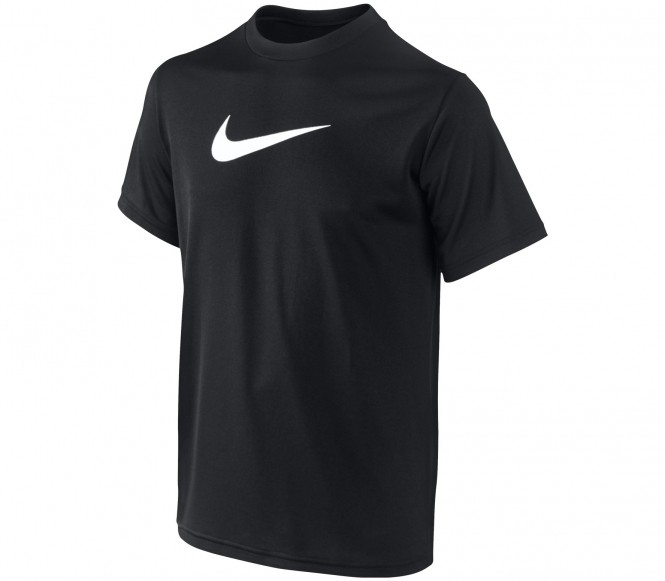 Nike Legend SS Top Junior Träningströja (svart) M