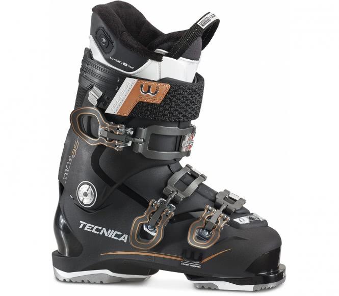 Blizzard - Ten.2 85 C.A. Heat Femmes chaussure de ski (noir/bronze) - 27,5 - UK 8,5 brun