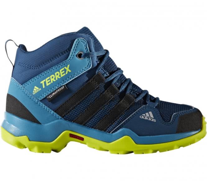 Terrex AX2R MID CP Junior Hikingschuh (blau/gelb) - EU 36 - UK 3,5