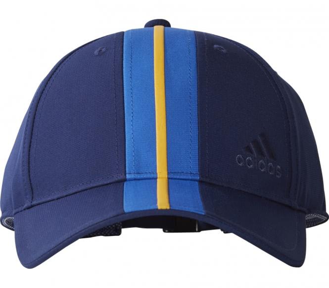 Adidas - New York Climalite Hommes Tenniscap (bleu)