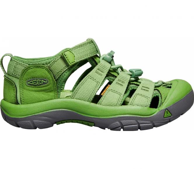 Kamik Kids Crab Grün, Kinder Sandale, Größe EU 38 - Farbe Green-Navy