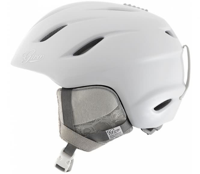 Giro - Giro ERA Damen Skihelm (weiß) - S (51 - ...