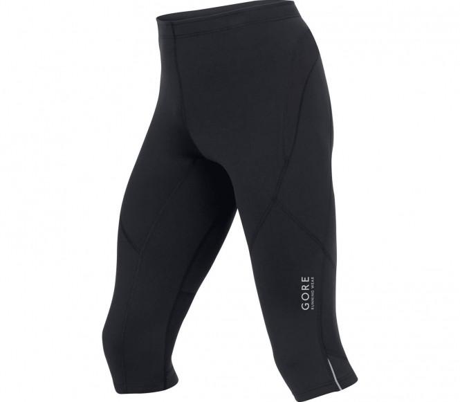 Gore Running Wear ESSENTIAL TIGHTS 3/4 Panty Zwart
