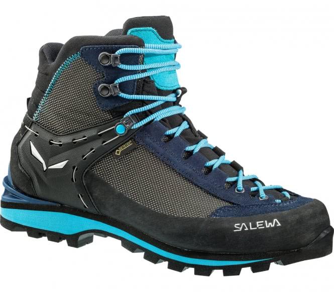 Hanwag Performance Gtx® Blau, Damen Gore-Tex® Hiking- & Approach-Schuh, Größe EU 39 - Farbe Marine Damen Gore-Tex® Hiking- & Approach-Schuh, Marine, Größe 39 - Blau