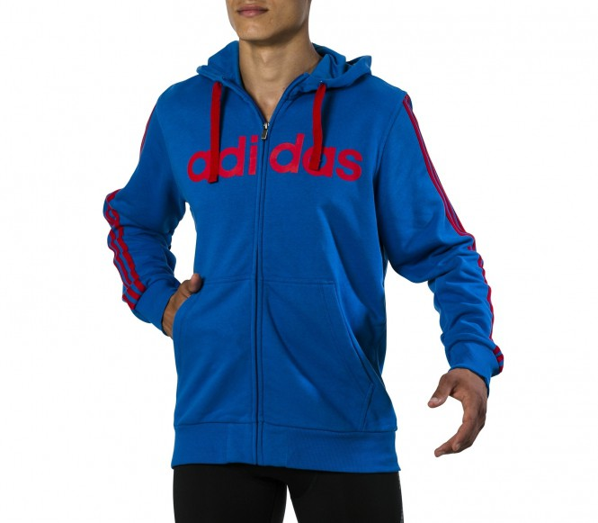 Adidas Fitness- und Training Jacke Herren The Base Fullzip - SS13 - S