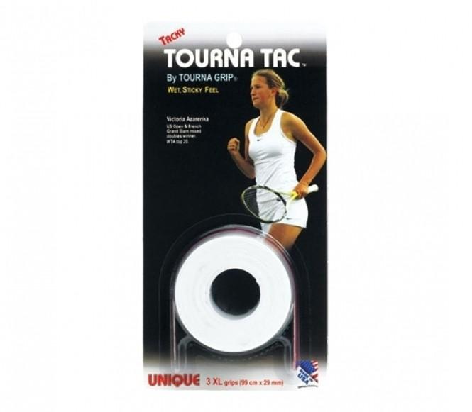 Balles de tennis accessoires - UNIQUE TOURNA TAC  LOT DE 3  BLANC