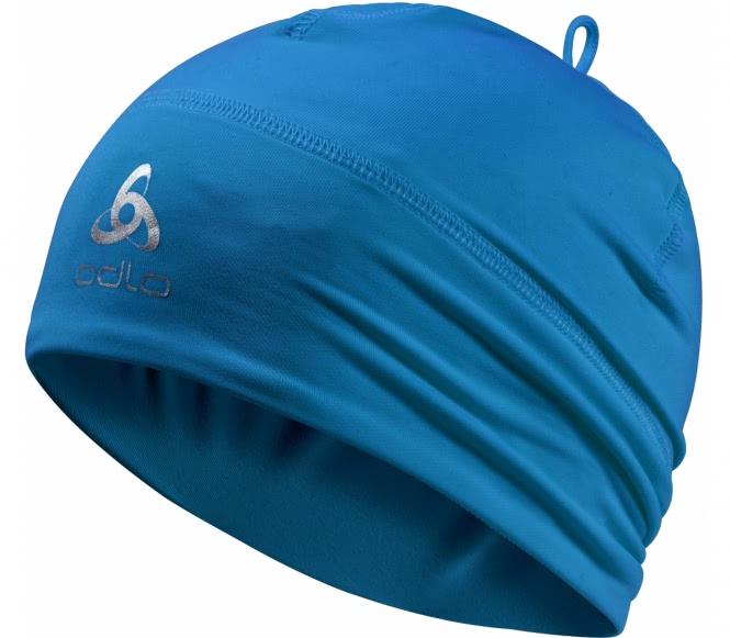 Odlo - Polyknit Mütze (blau)