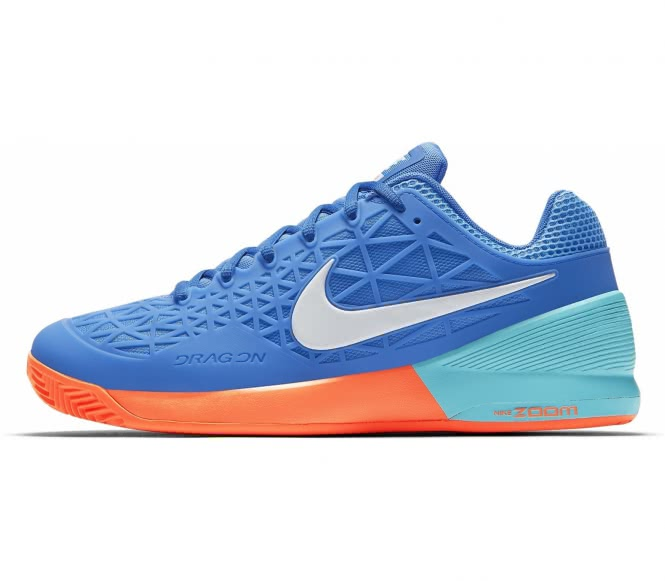 Nike - Zoom Cage 2 Clay men's tennis shoes