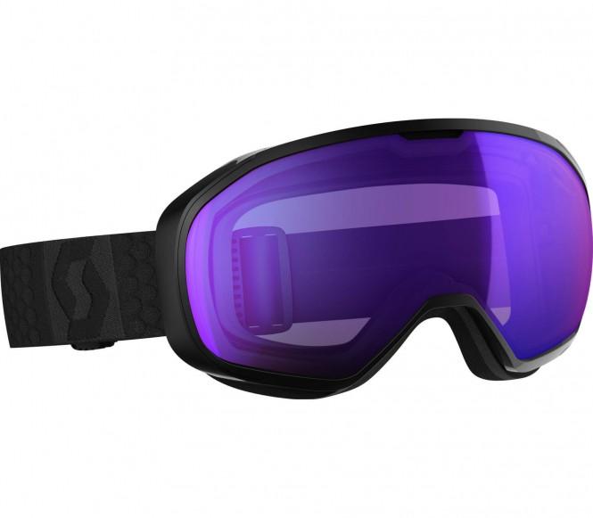 Fix Skibrille (schwarz)