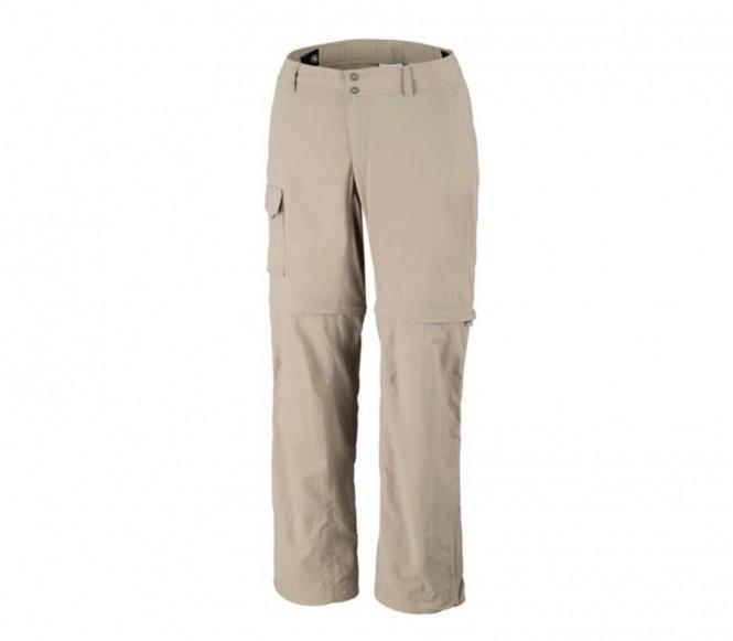 Columbia SILVER RIDGE CONVERTIBLE Pantalon Bruin