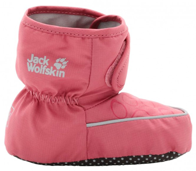 Jack Wolfskin - Moonchild Mid Babyschuh (pink) ...