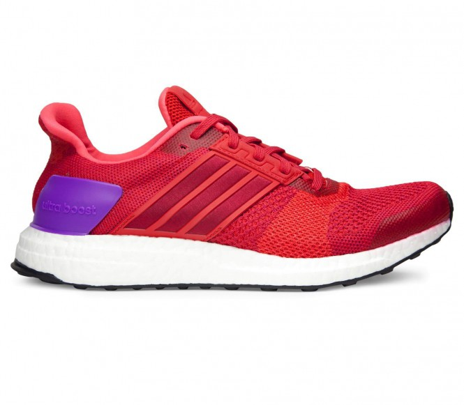 Adidas Ultra Boost ST Dames Hardloopschoenen (rood-purper) EU 41 1-3 UK 7,5
