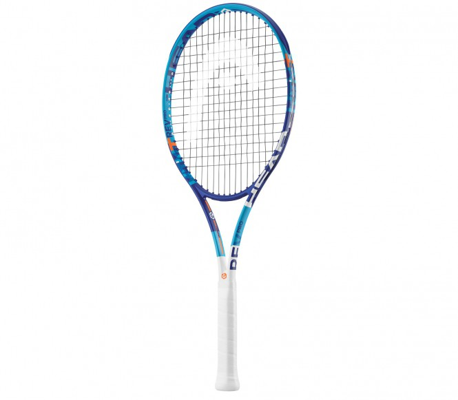 Head Graphene XT Instinct Rev Pro (osträngad) tennisrack L1 (4 1/8)