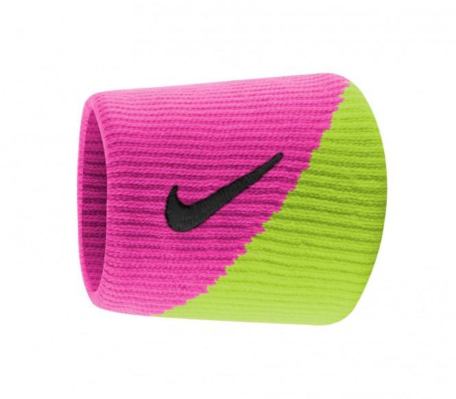 Nike Dri-Fit Armband 2.0 (grön/pink)