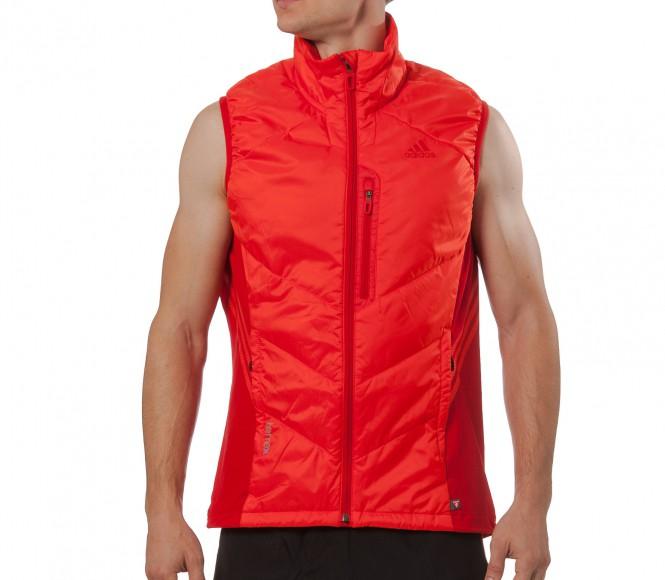 Adidas TX Skyclimb Primaloft Herren Laufweste (orange) - 48