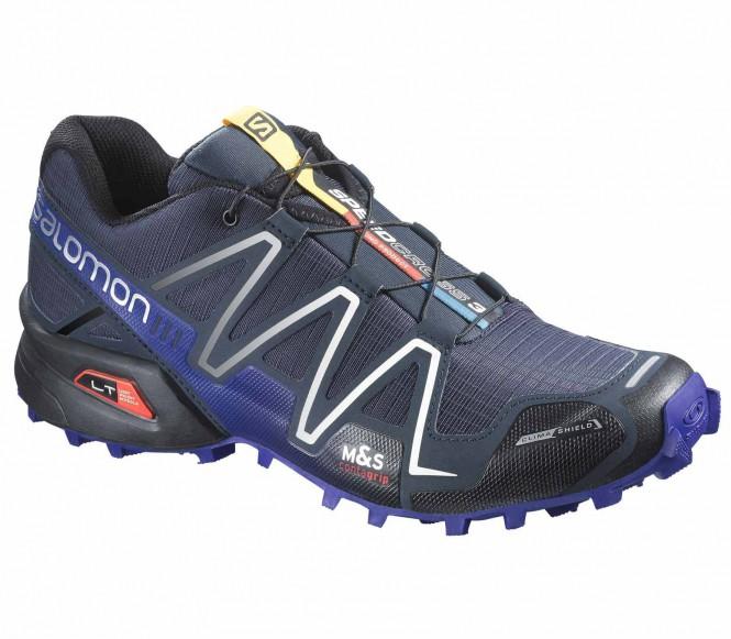 Salomon Speedcross 3 CS löparskor herr (mörkblå/svart) EU 44 2/3 UK 10
