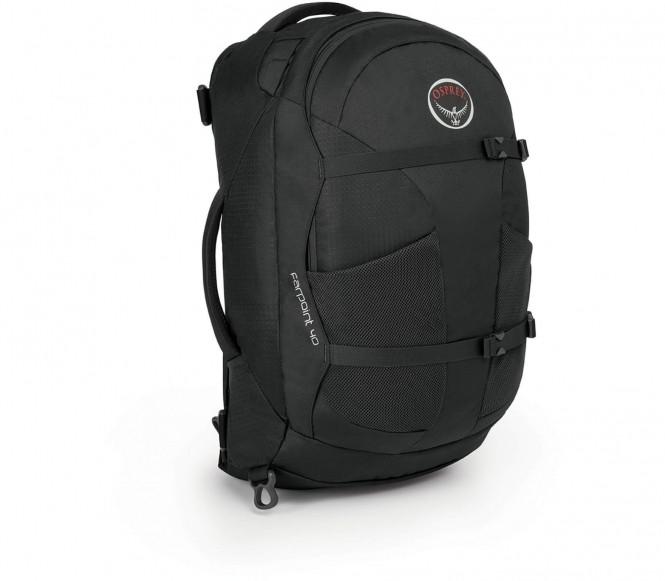 Osprey - Farpoint 40 Reiserucksack (schwarz/gra...