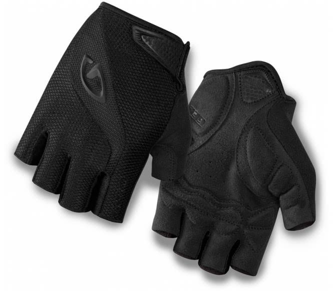 Giro - Bravo Gel Herren Bike Handschuh (schwarz...
