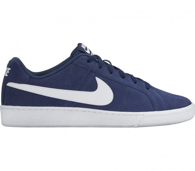 Nike - Court Royale Suede Herren Sneaker (blau/...