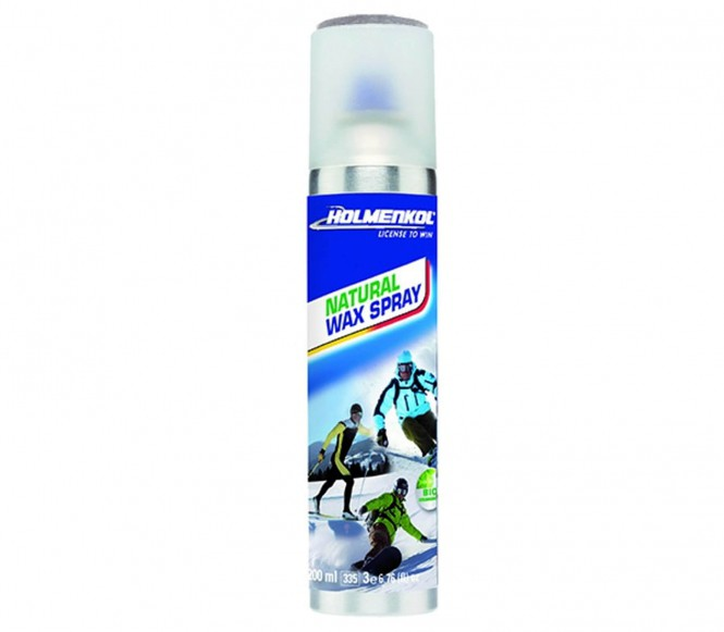 Holmenkol - Natural Skiwax Spray 200 ml ski voks